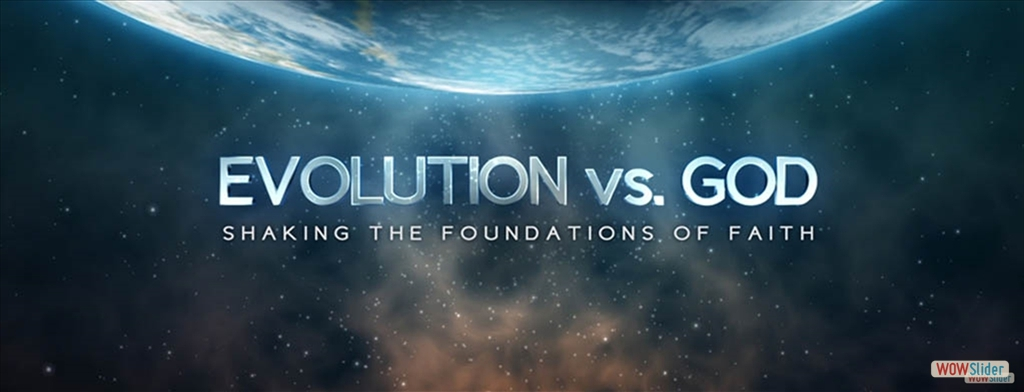 Evolution vs God